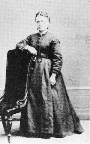 Anna Andersdotter född 1845