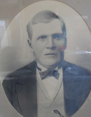 Viktor Moberg, född 1822
