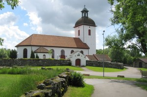 Horreds kyrka. Foto: Kjell-Åke Brorsson 2012.