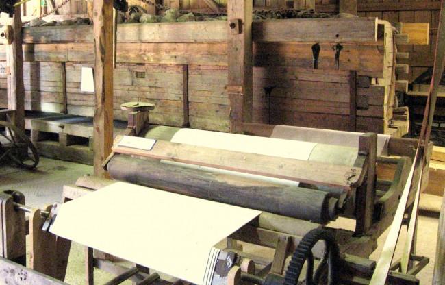 Rullestolen, Foto från 2006.