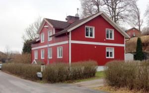 Sjöby Mellangård, Horred, kallades också Skräddarns´ och Töllebäckens'. Foto K-Å Brorsson 2015.