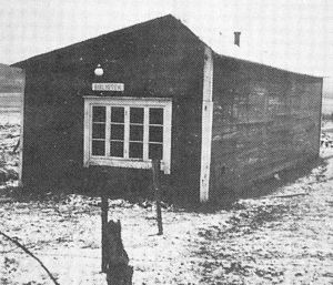 Biblioteket i Horred förr i tiden